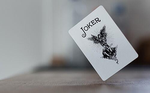 (C) Quentin Rey @ Unsplash.com / Joker Card / Zum Vergrößern auf das Bild klicken