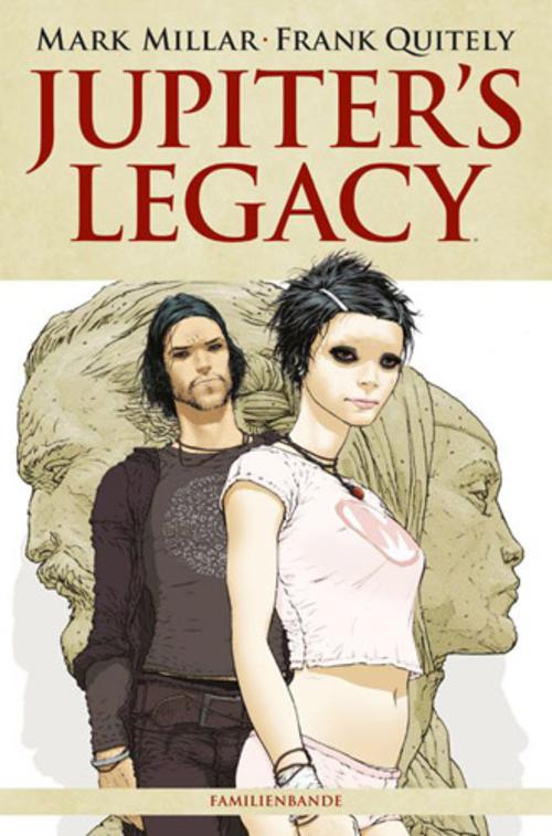 (C) Panini Comics / Jupiter`s Legacy 1 / Zum Vergrößern auf das Bild klicken