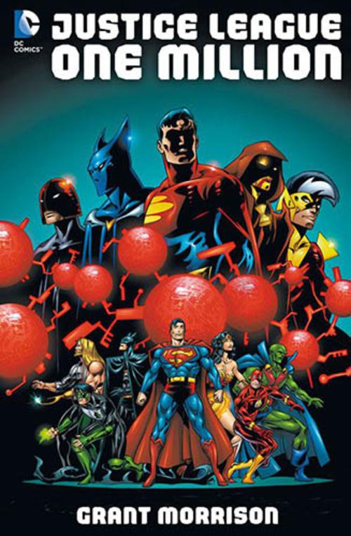 (C) Panini Comics / Justice League: One Million 1 / Zum Vergrößern auf das Bild klicken