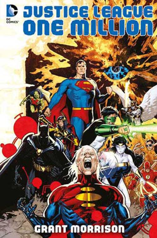 (C) Panini Comics / Justice League One Million 2 / Zum Vergrößern auf das Bild klicken