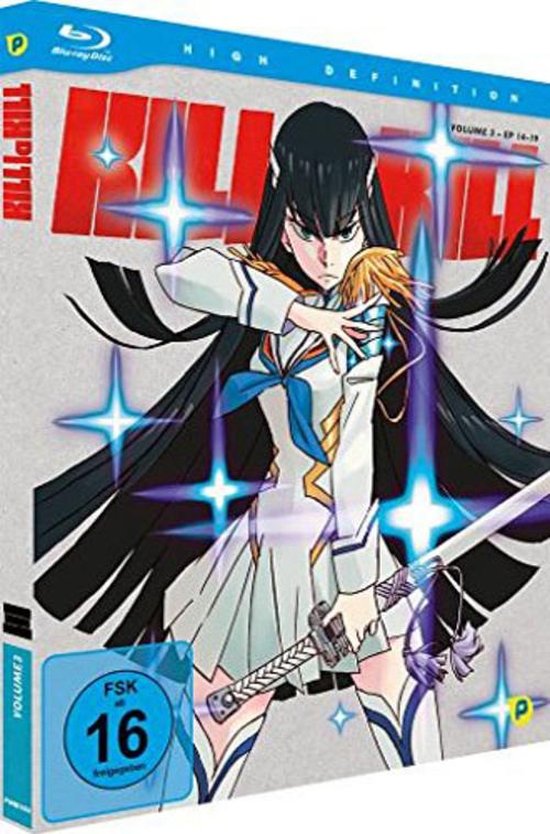 (C) peppermint anime / Kill la Kill Vol. 3 / Zum Vergrößern auf das Bild klicken