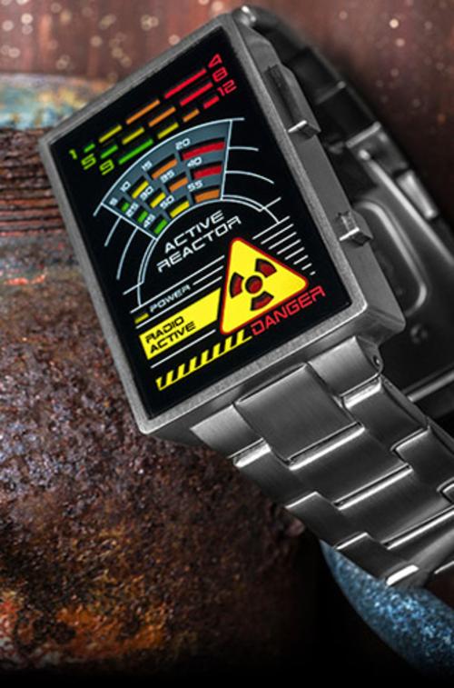 (C) Tokyoflash / Kisai Radioactive / Zum Vergrößern auf das Bild klicken