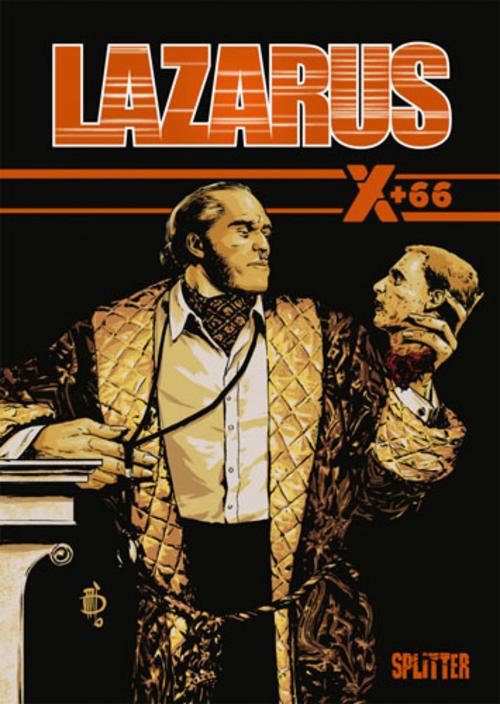 (C) Splitter Verlag / Lazarus X+66 / Zum Vergrößern auf das Bild klicken