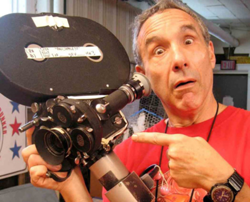 (C) /slash - Festival des fantastischen Films / Lloyd Kaufman / Zum Vergrößern auf das Bild klicken