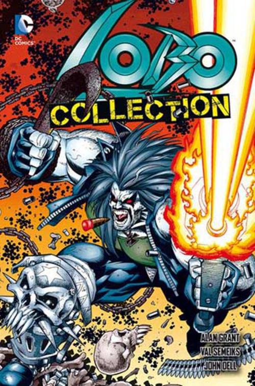 (C) Panini Comics / Lobo Collection 1 / Zum Vergrößern auf das Bild klicken