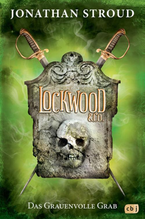 (C) cbj / Lockwood & Co.: Das Grauenvolle Grab / Zum Vergrößern auf das Bild klicken