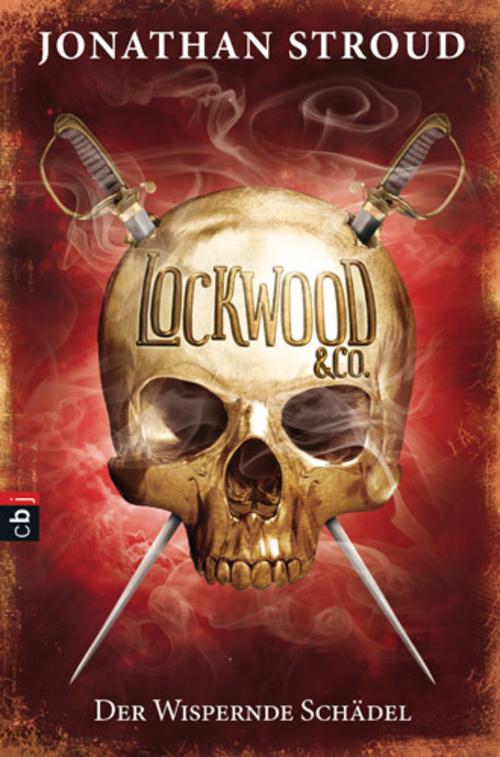 (C) cbj / Lockwood & Co.: Der Wispernde Schädel / Zum Vergrößern auf das Bild klicken