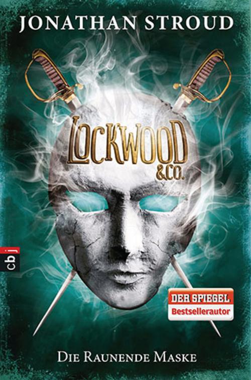 (C) cbj / Lockwood & Co.: Die Raunende Maske / Zum Vergrößern auf das Bild klicken