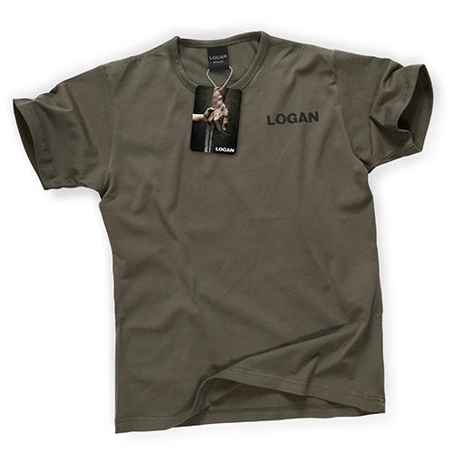 (C) 20th Century Fox / Logan The Wolverine Shirt / Zum Vergrößern auf das Bild klicken