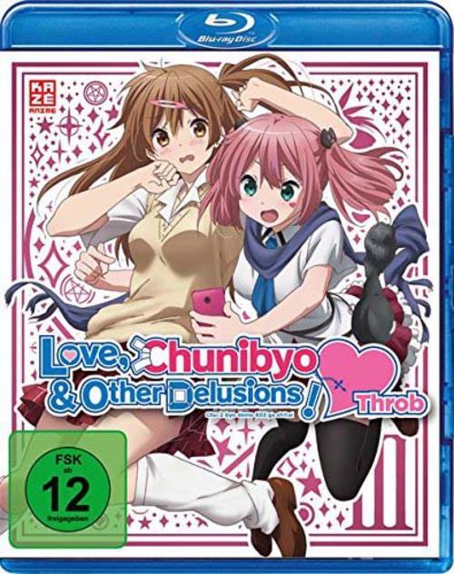 (C) KAZÉ Anime / Love, Chunibyo & Other Delusions! -Heart Throb- Vol. 3 / Zum Vergrößern auf das Bild klicken