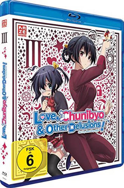 (C) KAZÉ Anime / Love, Chunibyo & Other Delusions! Vol. 3 / Zum Vergrößern auf das Bild klicken