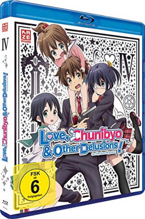 (C) KAZE Anime / Love, Chunibyo & Other Delusions! Vol. 4 / Zum Vergrößern auf das Bild klicken