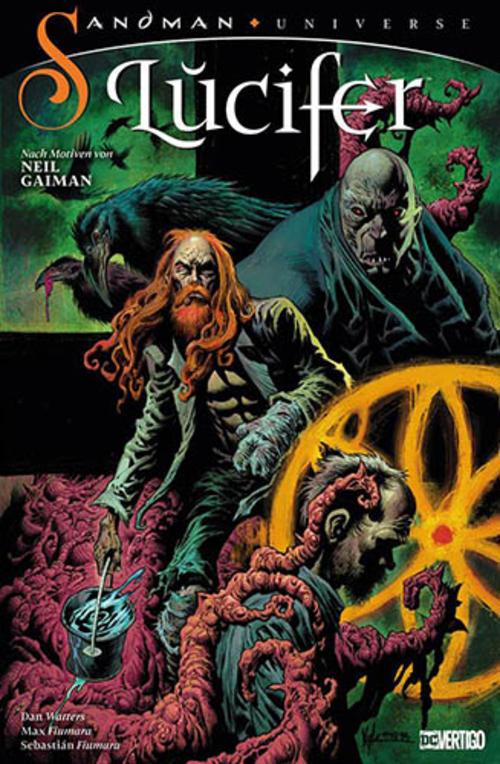 (C) Panini Comics / Lucifer 1 / Zum Vergrößern auf das Bild klicken