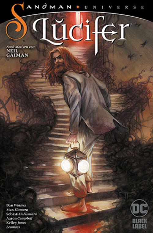 (C) Panini Comics / Lucifer 2 / Zum Vergrößern auf das Bild klicken