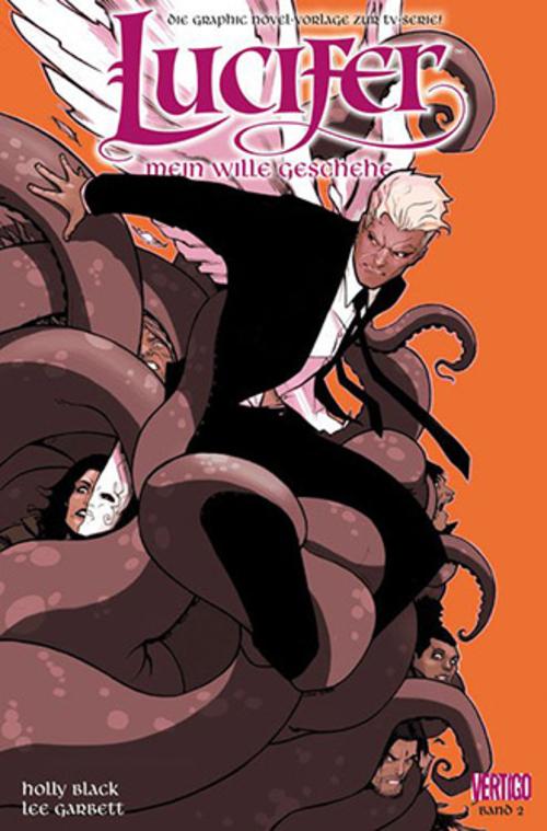 (C) Panini Comics / Lucifer - Mein Wille geschehe 2 / Zum Vergrößern auf das Bild klicken