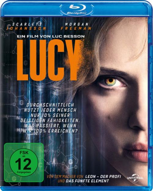 (C) Universal Pictures Home Entertainment / Lucy / Zum Vergrößern auf das Bild klicken
