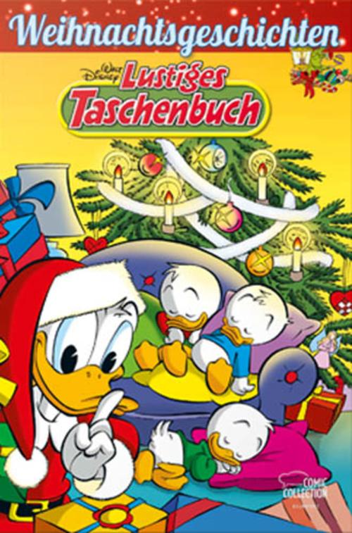 (C) Egmont Comic Collection / Lustiges Taschenbuch Weihnachtsgeschichten 2 / Zum Vergrößern auf das Bild klicken