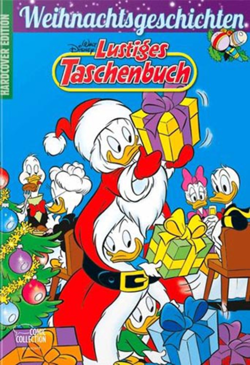 (C) Egmont Comic Collection / Lustiges Taschenbuch Weihnachtsgeschichten 3 / Zum Vergrößern auf das Bild klicken
