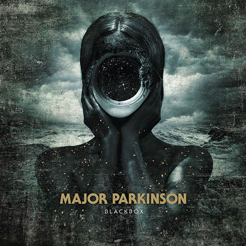 (C) Karisma Records / MAJOR PARKINSON: Blackbox / Zum Vergrößern auf das Bild klicken