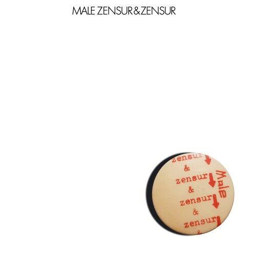 (C) Tapete Records / MALE: Zensur & Zensur / Zum Vergrößern auf das Bild klicken
