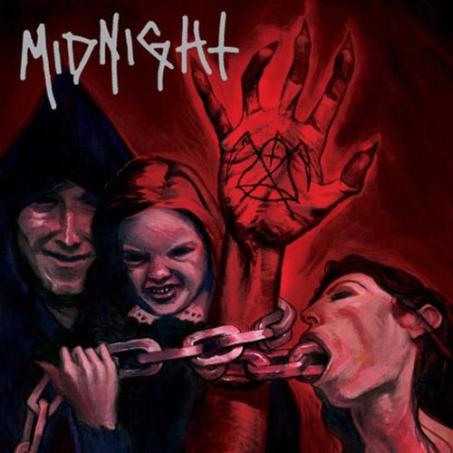 (C) Hells Headbangers / MIDNIGHT: No Mercy For Mayhem / Zum Vergrößern auf das Bild klicken