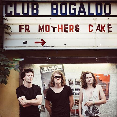 (C) Julian Haas / MOTHER`S CAKE / Zum Vergrößern auf das Bild klicken