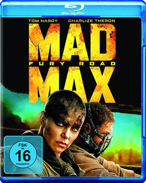 (C) Warner Home Video / Mad Max: Fury Road / Zum Vergrößern auf das Bild klicken