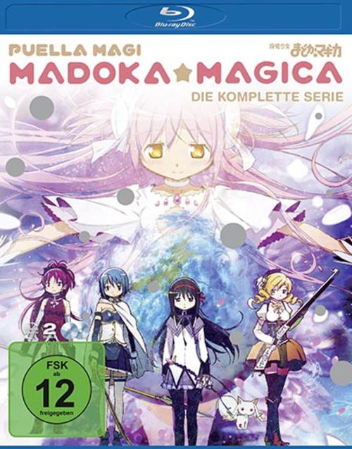 (C) Universum Film / Madoka Magica - Die komplette Serie / Zum Vergrößern auf das Bild klicken
