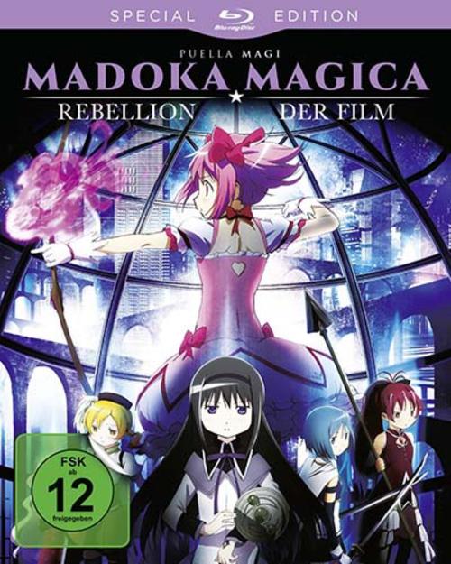 (C) Universum Film / Madoka Magica - Der Film: Rebellion / Zum Vergrößern auf das Bild klicken