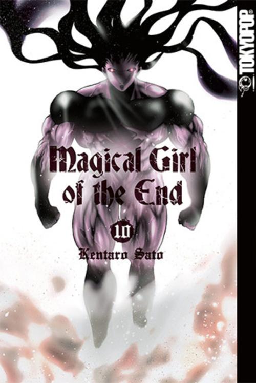 (C) Tokyopop / Magical Girl of the End 10 / Zum Vergrößern auf das Bild klicken