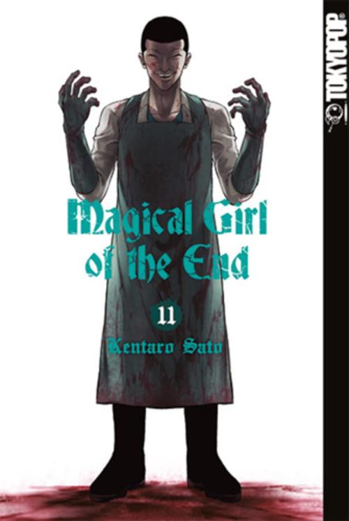 (C) Tokyopop / Magical Girl of the End 11 / Zum Vergrößern auf das Bild klicken