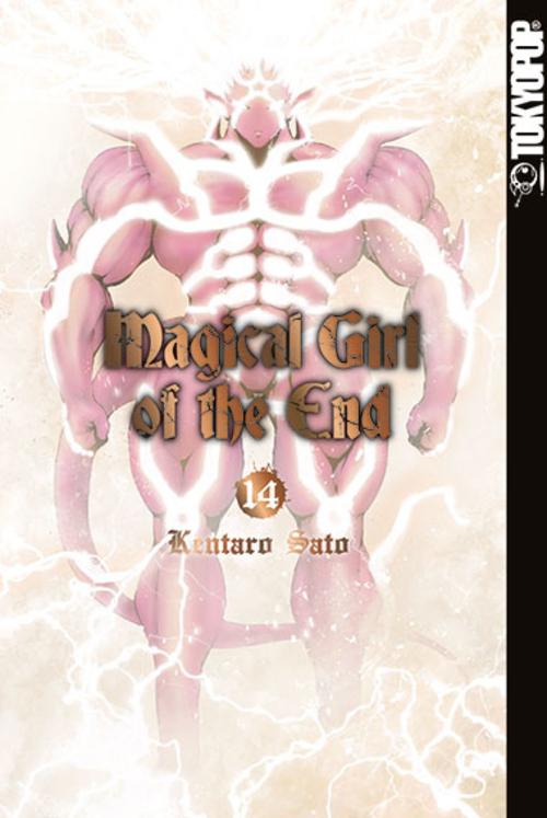 (C) Tokyopop / Magical Girl of the End 14 / Zum Vergrößern auf das Bild klicken