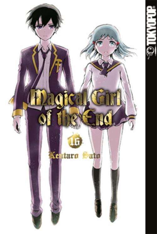 (C) Tokyopop / Magical Girl of the End 16 / Zum Vergrößern auf das Bild klicken