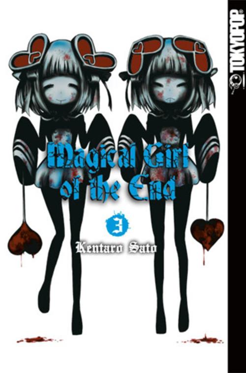 (C) Tokyopop / Magical Girl of the End 3 / Zum Vergrößern auf das Bild klicken