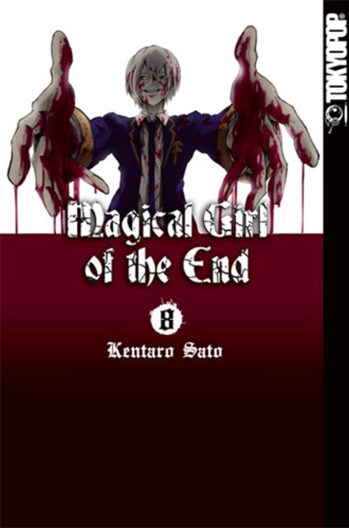 (C) Tokyopop / Magical Girl of the End 8 / Zum Vergrößern auf das Bild klicken