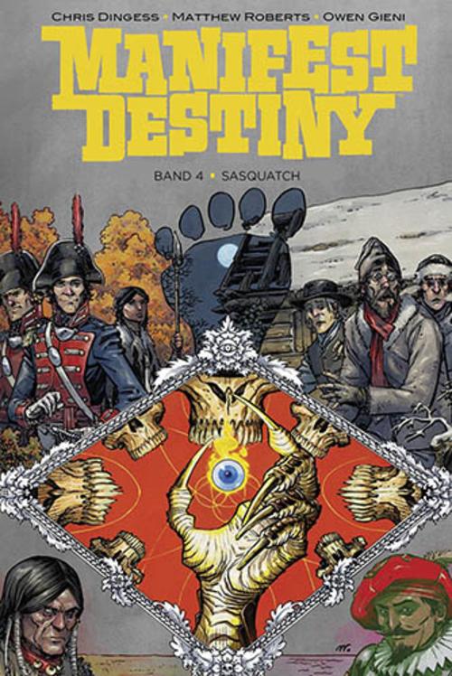 (C) Cross Cult Verlag / Manifest Destiny 4 / Zum Vergrößern auf das Bild klicken