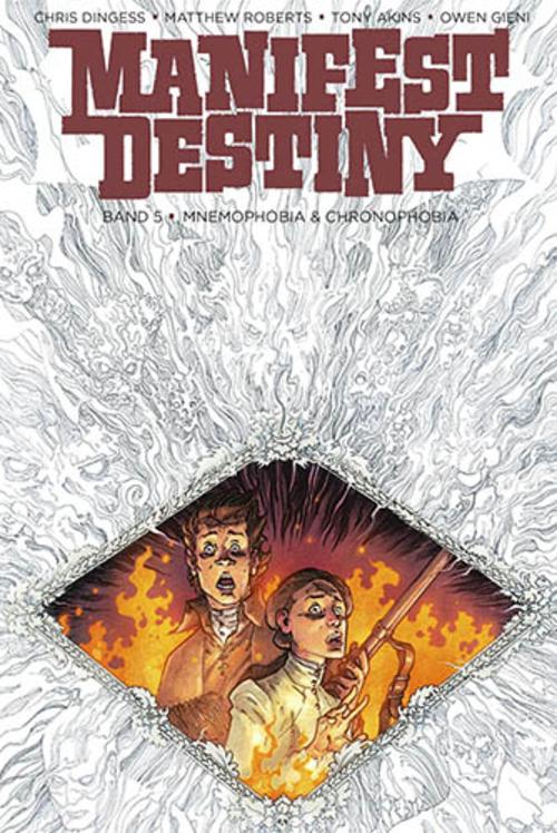 (C) Cross Cult Verlag / Manifest Destiny 5 / Zum Vergrößern auf das Bild klicken