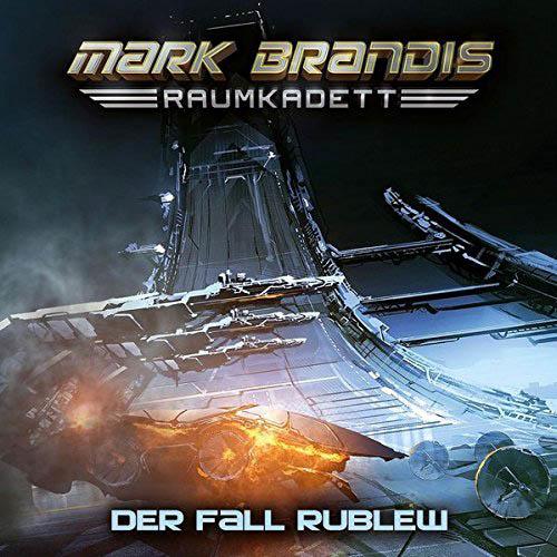 (C) Folgenreich/Universal Music / Mark Brandis - Raumkadett 12 / Zum Vergrößern auf das Bild klicken