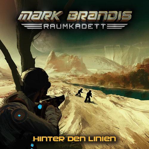 (C) Folgenreich/Universal Music / Mark Brandis - Raumkadett 4 / Zum Vergrößern auf das Bild klicken