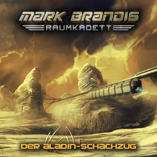 (C) Folgenreich/Universal Music / Mark Brandis - Raumkadett 5 / Zum Vergrößern auf das Bild klicken