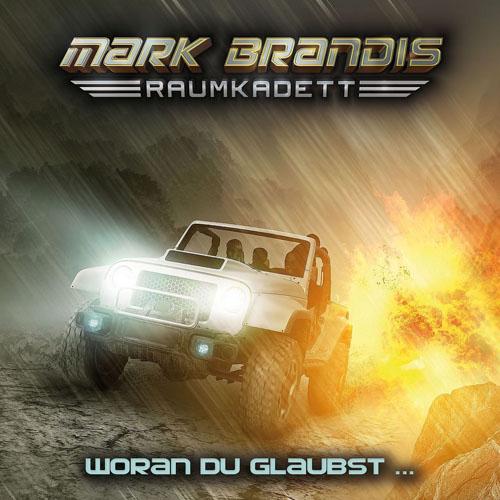 (C) Folgenreich/Universal Music / Mark Brandis - Raumkadett 6 / Zum Vergrößern auf das Bild klicken