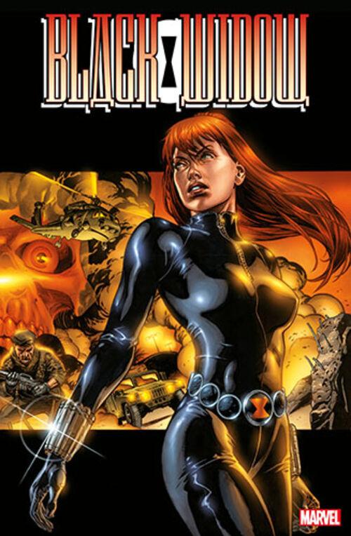 (C) Panini Comics / Marvel Knights: Black Widow / Zum Vergrößern auf das Bild klicken