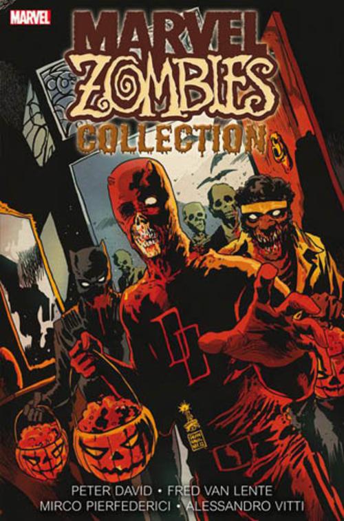 (C) Panini Comics / Marvel Zombies Collection 4 / Zum Vergrößern auf das Bild klicken