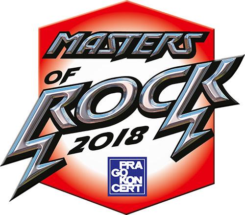 (C) Masters of Rock / Masters of Rock 2018 Logo / Zum Vergrößern auf das Bild klicken
