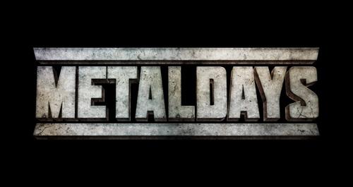 (C) Metaldays Logo / Metaldays Logo / Zum Vergrößern auf das Bild klicken
