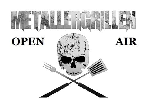 (C) Metallergrillen / Metallergrillen Logo / Zum Vergrößern auf das Bild klicken