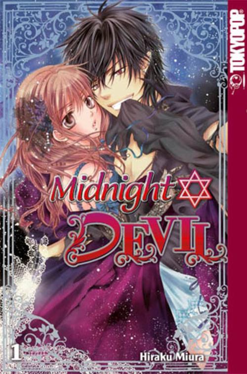 (C) Tokyopop / Midnight Devil 1 / Zum Vergrößern auf das Bild klicken