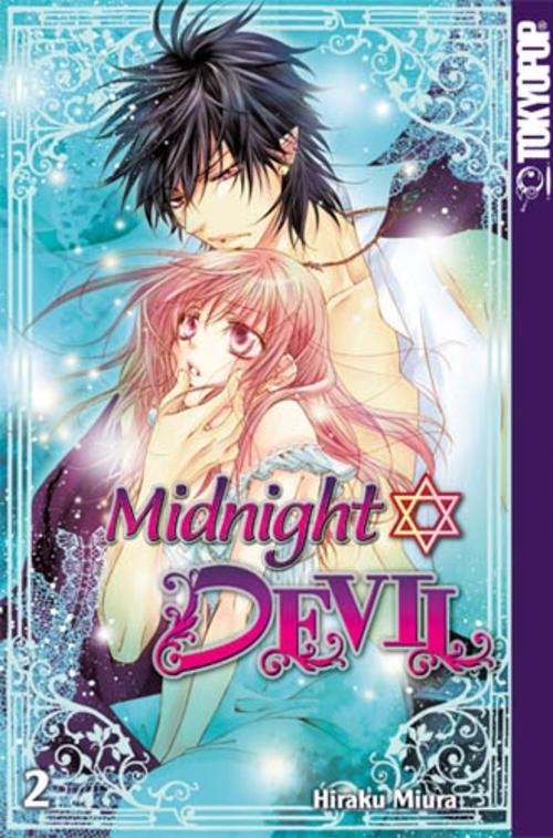(C) Tokyopop / Midnight Devil 2 / Zum Vergrößern auf das Bild klicken