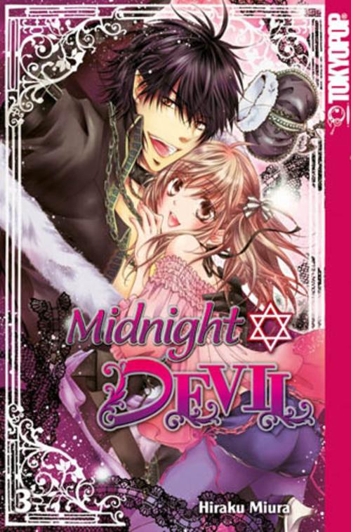 (C) Tokyopop / Midnight Devil 3 / Zum Vergrößern auf das Bild klicken
