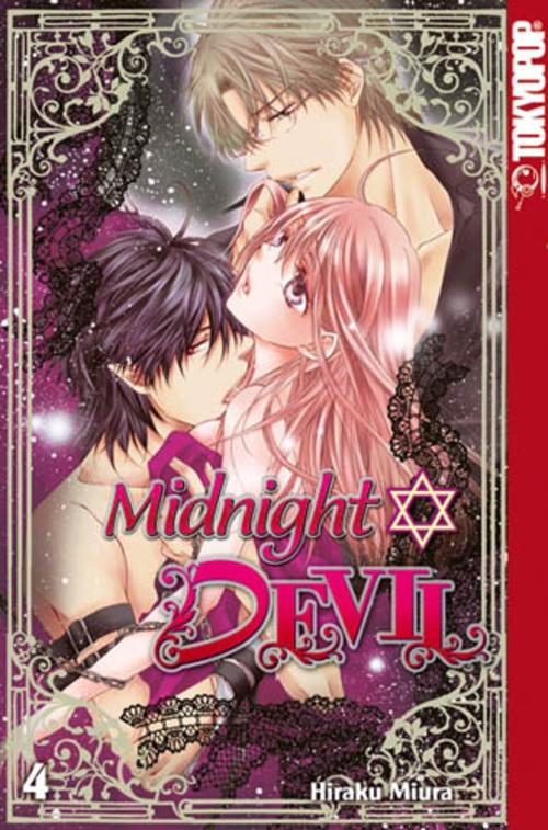 (C) Tokyopop / Midnight Devil 4 / Zum Vergrößern auf das Bild klicken